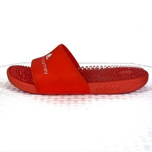 Adidas by Stella McCartney slides orange size 7